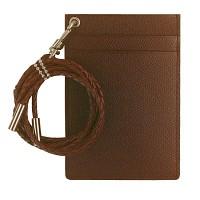 카드 지갑 GS 503 브라운 (이노웍스)