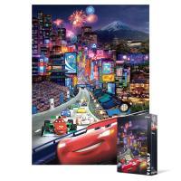 500피스 직소퍼즐 - 디즈니 카 도쿄 레이싱