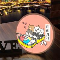 nc394-LED액자25R_고양이여행가방_LED사인