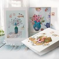 정물 꽃 카드세트 FT222 (6종 한세트)