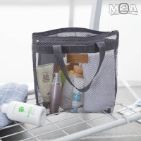 망사 매쉬 목욕가방 스파백 비치백 사우나가방