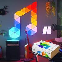 나노리프 라이트패널 리듬에디션 LED 무드등 조명