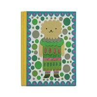 Hard Backed Notebook Lion Boy