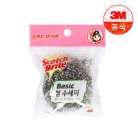 [3M]베이직 철수세미 30g 1입(찌든때세척용)