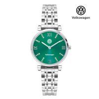 [폭스바겐] 커플메탈시계 여성용 VW-ArteonL-OG32