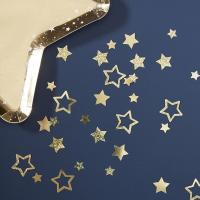 골드 별모양 6가지모음 테이블 컨페티 Star Confetti