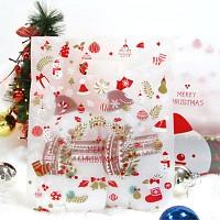 크리스마스 비닐백 소