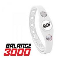 [Balance3000] 발란스3000 스포츠팔찌-화이트