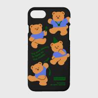 dancing bear-black(color jelly)