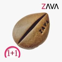 자바(ZAVA) 천연 거품 입욕제_스크럽시리즈 01.커피콩 1+1