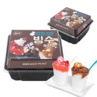 포포팬시 쿠킹 DIY 빙수 슬라임 만들기
