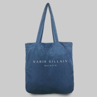 MARIE GILLAIN CHARLEROI(샤를루아) ECO BAG DENIM