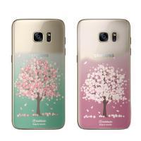 벚꽃나무 퓨어 젤리케이스(갤럭시S8시리즈)