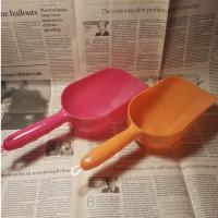 기본형 컬러 아이스스쿱 1개 (색상랜덤)