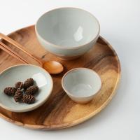 한국도자기그릇 담다수 1인 라면 세트 3P