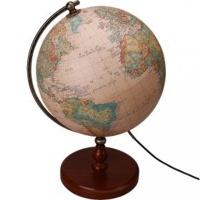 세계로 조명지구본 304-WBRL(브라운/조명/스위치)