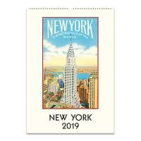 2019 캘린더 카발리니 NewYork