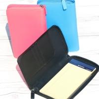 옥스포드 핸드폰 파우치-지퍼 포켓 패드커버 CLP5PK
