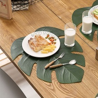 [무료배송]보태니컬 식탁 테이블매트 4p세트