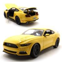 데코앤 1:18 포드 2015 머스탱 GT 미니카