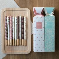 초콜릿 막대과자 만들기 DIY 세트 (로맨틱) 초콜렛