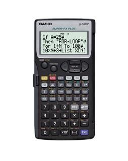 카시오 공학용 계산기 FX-5800P