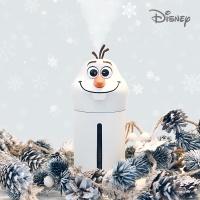 [디즈니 공식정품] 겨울왕국 올라프 무선 미니 가습기