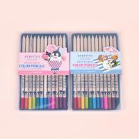 페페리코 12색 우드 색연필
