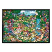 1500조각 직소퍼즐▶ 울창한 숲 (HE29792)