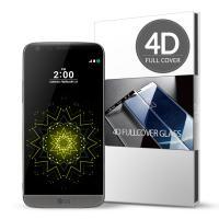 스킨즈 LG G5 4D 풀커버 강화유리 필름 (1장)