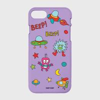 Space beep-puple(color jelly)