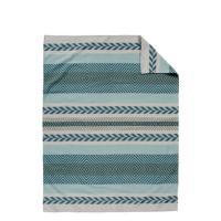 [펜들턴] 코튼 자카드 담요 모하비 스카이