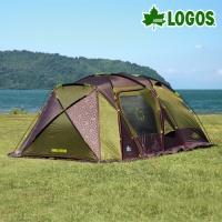 프리미엄 패널 그레이트 2룸 텐트 XL