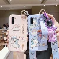아이폰11/pro맥스/유니콘 스트랩/목걸이줄키링 케이스