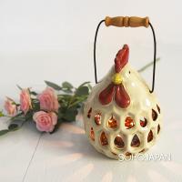 닭 행잉 캔들 홀더(대)