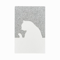 퍼즐 고양이 대리석 에어컨 (아이스팩 4개 포함)