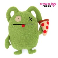 [KINKI ROBOT] FOODIES OX WITH PIZZA 11 INCH (0130351)