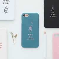 LETTERING HARD CASE - i PHONE 7