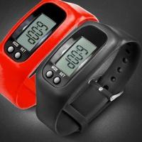 만보기 시계 디지털 만보기 팔찌