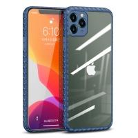 아이폰11 PRO XR X XSMAX 슬림 투명 하드 범퍼 케이스