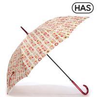 [HAS] 슬림 장우산 8살대 HV858(65)_스프링플라워