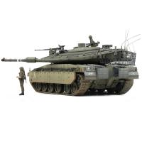 HOBBY MODEL KITS 이스라엘 메르카바IV 탱크 전차