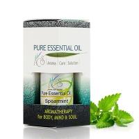 [ACS] 스피아민트 Spearmint 에센셜오일, 10ml, 100% Pure, 수입완제품, Made in Austria