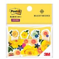 3M 포스트잇 마리몬드 플래그 670-MA[00627534]