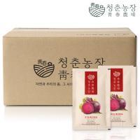 청춘농장 유기농 레드비트즙 실속형 60포