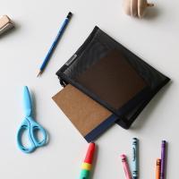 단순생활 메쉬파우치 블랙 B6