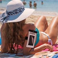 유니버셜 튜브 스마트폰 방수팩