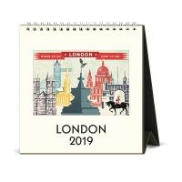 2019 탁상캘린더 London