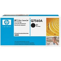 HP TONER Q7560A / BLACK / Color Laserjet 2700/3000 / 6,500P