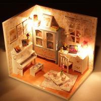 [adico]DIY미니어처 하우스 - 쉬즈룸 C